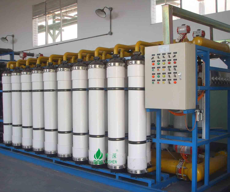 建厂规模大小应取决于矿泉水可开采储量大小
